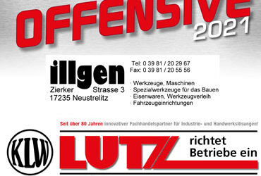 KLW Karl Lutz Offensive 2021